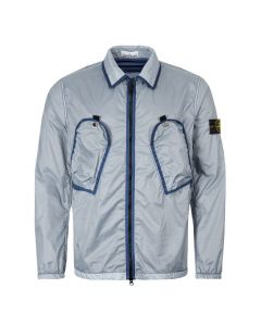 Stone Island Overshirt | 711511435 V0024 Blue