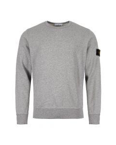 stone island sweatshirt 701562751 V1064 grey