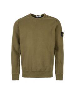 Stone Island Sweatshirt 711562720 V0058 Olive