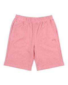 Stussy terry shorts 112219PINK