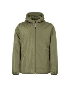 Stutterheim Grevie Jacket 1801 3008 In Willow Green