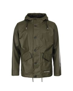 Stutterheim Stenhamra Jacket 1817 3001 In Green