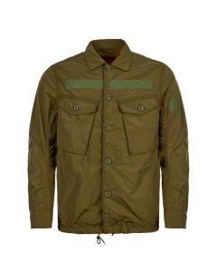 Ten c Field Shirt TCUC04059 005284 670 Olive