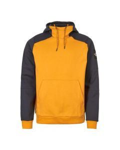 The North Face Hoodie Fine Box T93BNXB9W In Mustard / Yellow
