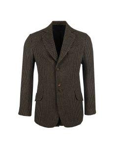 Vivienne Westwood Jacket S25BN0341-S45391-001F Black/Beige