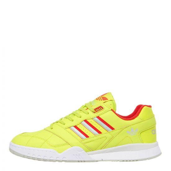 adidas AR Trainers DB2736 Semi Solar Yellow