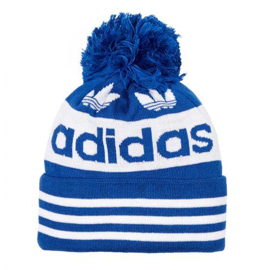 adidas Originals Hat | ED8762 Blue / White