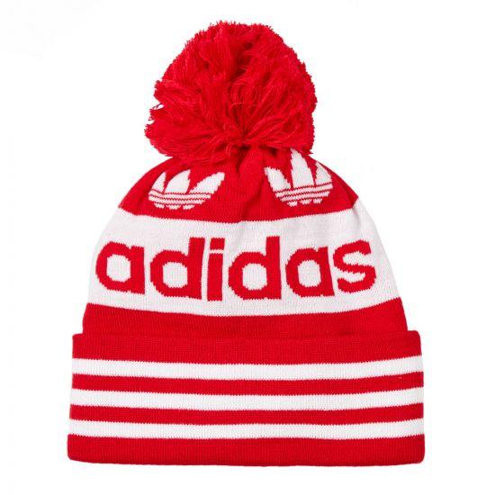 adidas Originals Hat | ED8763 Scarlet