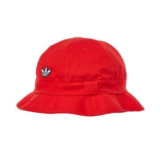 adidas Bucket Hat | FM1319 Red
