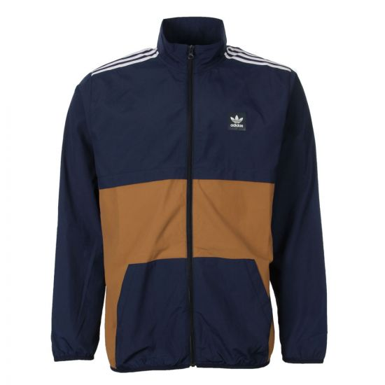 adidas Class Action Jacket DH3862 Navy / Stone