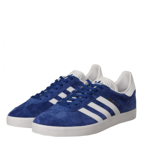 Adidas Gazelle Trainers in Blue S76227