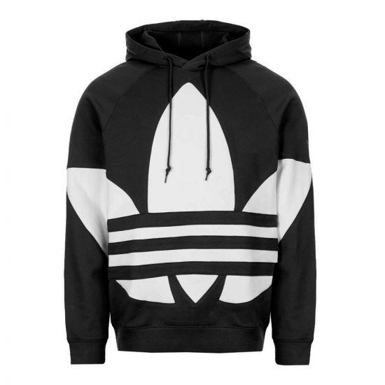 adidas Trefoil Hoodie – Black 21371CP -1