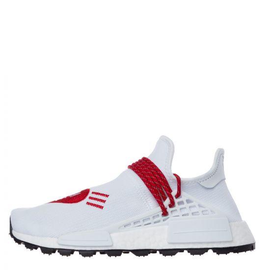 adidas x Human Made NMD Hu Trainers | EF7223 White