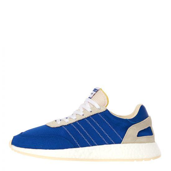 adidas I 5923 Trainers BD7597 Collegiate Blue / Grey