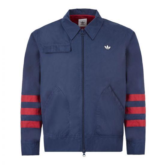 adidas Jacket - Navy  21505CP -1