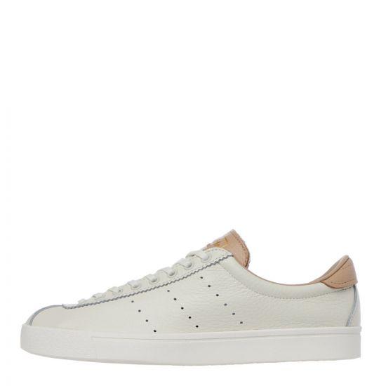 adidas lacombe trainers FV1225 white