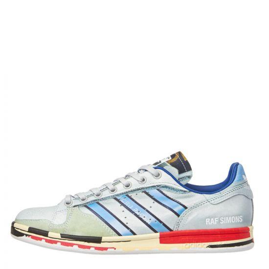 Adidas X Raf Simons EE7950 Green Blue Red Aphrodite1994