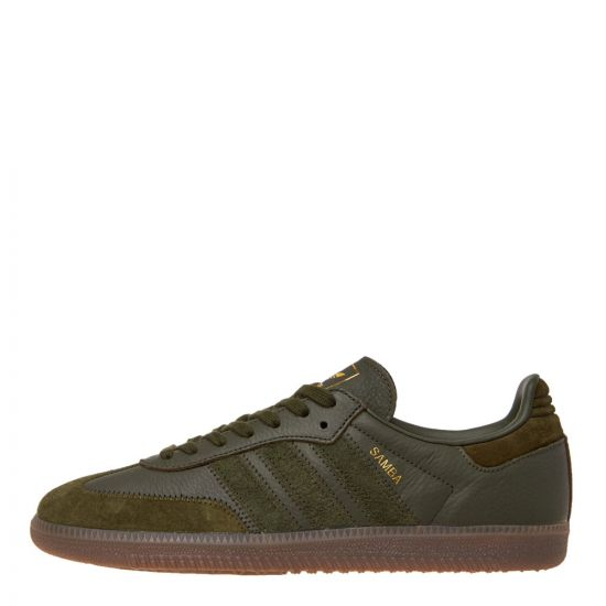 adidas originals samba BD7526 green
