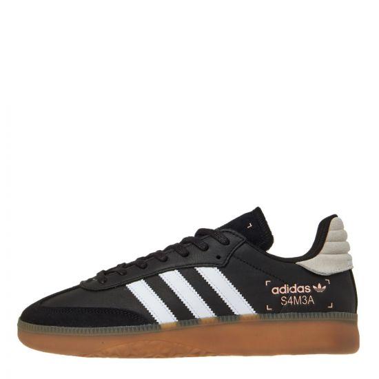 adidas originals samba rm BD7539 black/white