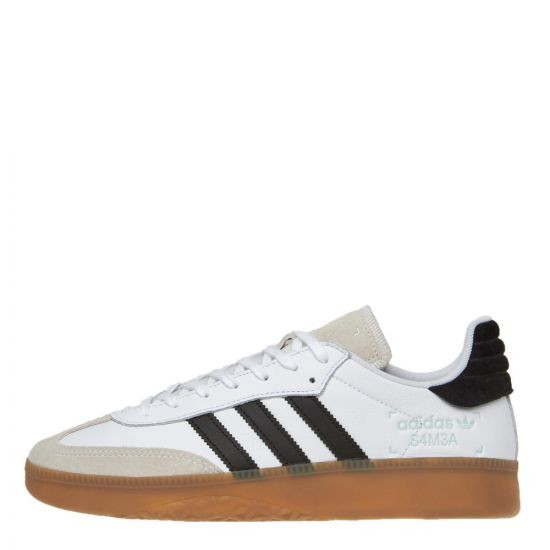 adidas originals samba rm BD7537 white/black