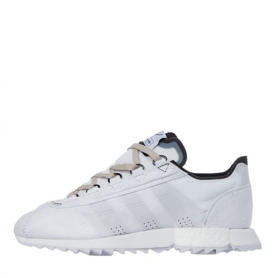 adidas sl7600 trainers FW0132 white