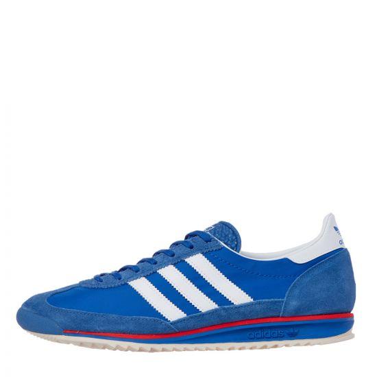 adidas Trainers SL 72 - Blue 21917CP -1