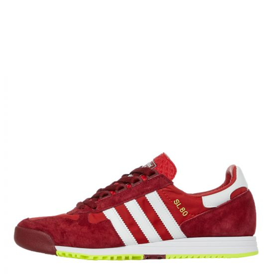 adidas SL 80 Trainers - Scarlet 21113CP -1