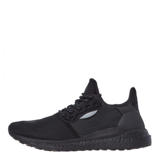 adidas pharrell williams solarhu glide trainers EG7788 black