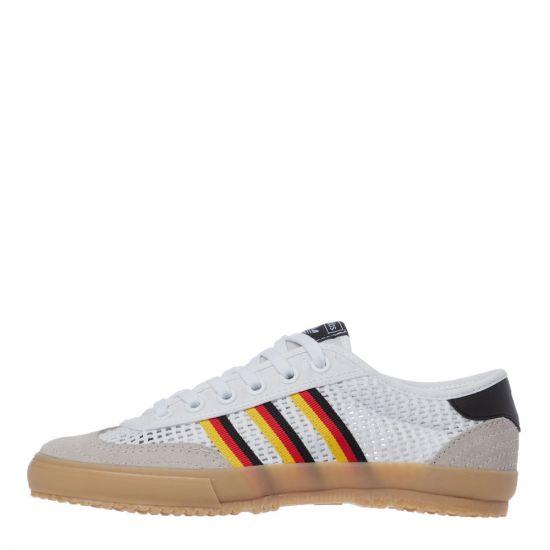 adidas tischtennis trainers FV1200 white, black
