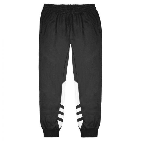 adidas Sweatpants Trefoil - Black 21710CP -1