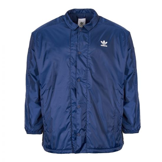 adidas Originals Winter Coach Jacket DH5787 Navy