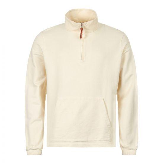 albam sweatshirt Gardiner ALM311368119 107 ecru
