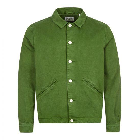 albam havana jacket ALM111803220 063 pine green
