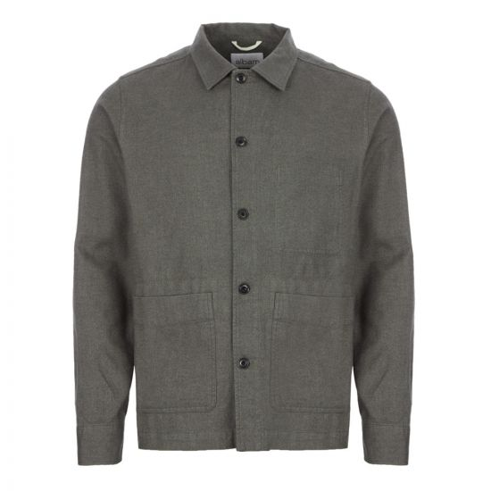 Albam Overshirt - Green 21321CP -1