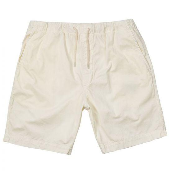 albam shorts ALM721432219 107 ecru