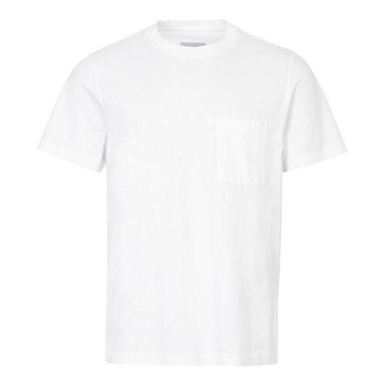 Albam T-Shirt   ALM611690220 012 White