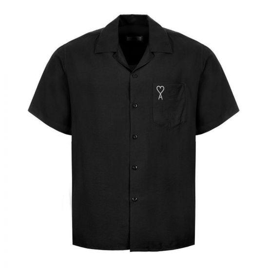 Ami Shirt   E20HC200 422 001 Black