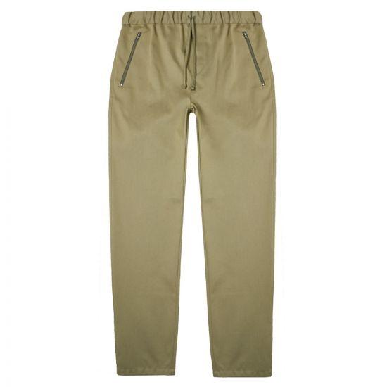 APC Carhartt WIP Trousers – Khaki 21595CP -1