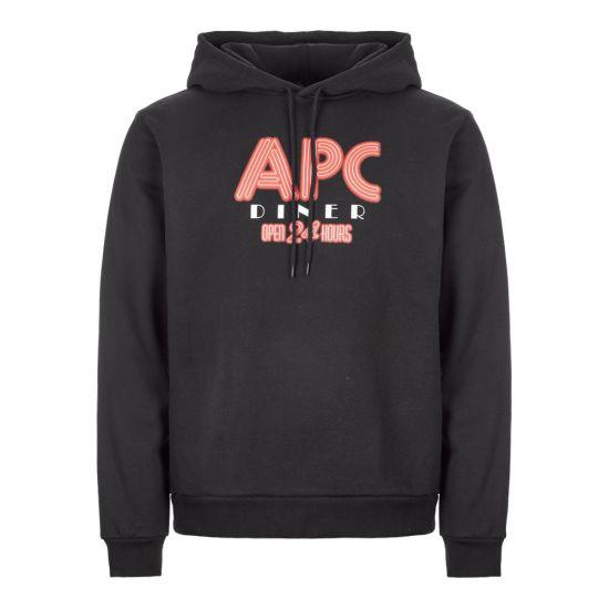 APC Hoodie CODCY H27542 LZZ Black