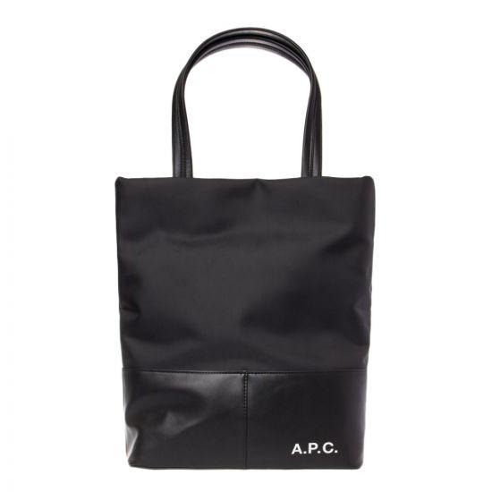 APC Tote Bag PSADV H61373 LZZ In Black