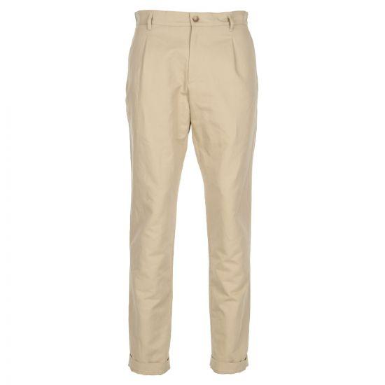 A.P.C. Florian Trousers COCKN H08261 BAA Beige
