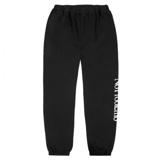 Aries No Problemo Sweatpants | SPAR30002 Black