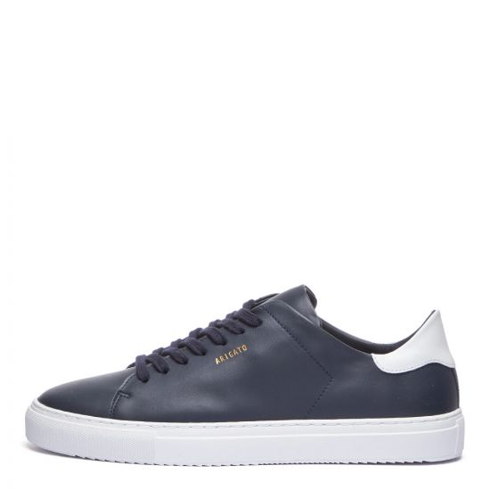 Axel Arigato Clean 90 Contrast Trainers | 28619 Navy / White