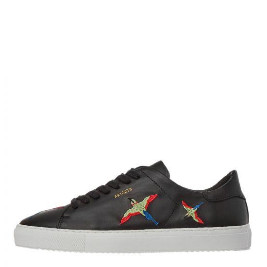 Axel Arigato Clean 90 Sneakers | 28553 Black / Multi