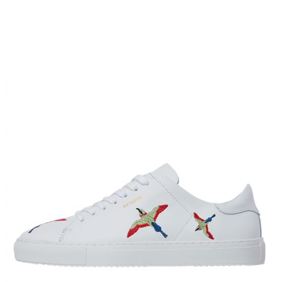 Axel Arigato Clean 90 Sneakers | 28527 White / Multi