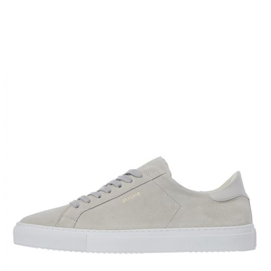 axel arigato clean 90 trainers 28584 beige suede