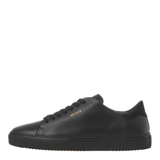 Axel Arigato Clean 90 Sneaker 28116 Black Leather