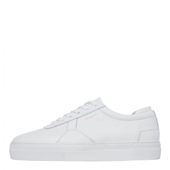 Axel Arigato Platform Sneaker - White 21105CP -1