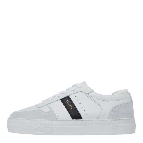 Axel Arigato Platform Sneaker   27518 White / Black