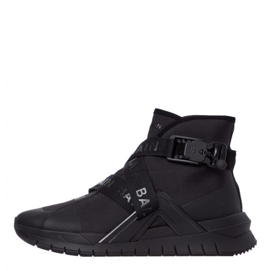 Balmain B-Troop Strap Trainers | SM0C172L011 EAP Black